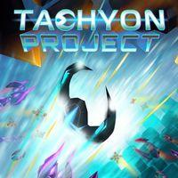 Portada oficial de Tachyon Project para PS4