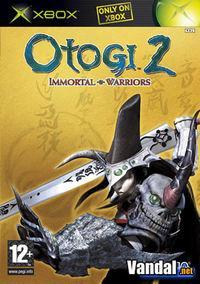 Portada oficial de Otogi 2 para Xbox