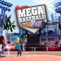 Portada oficial de Super Mega Baseball para PS4