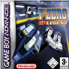 Portada oficial de de F-Zero: GP Legend para Game Boy Advance