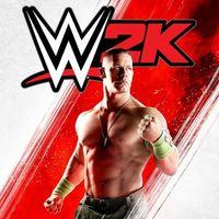 Portada oficial de WWE 2K para Android