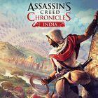 Portada oficial de de Assassin's Creed Chronicles: India para PS4