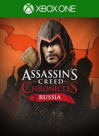 Portada oficial de Assassin's Creed Chronicles: Russia para Xbox One