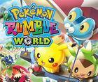 Portada oficial de de Pokémon Rumble World eShop para Nintendo 3DS
