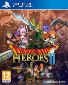 Portada oficial de de Dragon Quest Heroes II para PS4