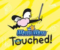 Portada oficial de WarioWare: Touched! CV para Wii U