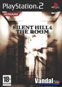 Portada oficial de Silent Hill 4: The Room para PS2