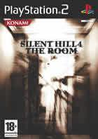 Portada oficial de de Silent Hill 4: The Room para PS2