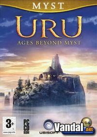 Portada oficial de Uru: Ages Beyond Myst para PC