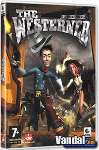 Portada oficial de Fenimore Fillmore: The Westerner para PC