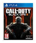 Portada oficial de de Call of Duty: Black Ops III para PS4
