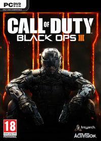 Portada oficial de Call of Duty: Black Ops III para PC