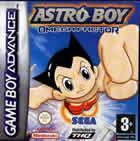 Portada oficial de de Astro Boy: Omega Factor para Game Boy Advance