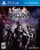 Portada oficial de de Dissidia Final Fantasy NT para PS4