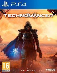 Portada oficial de The Technomancer para PS4