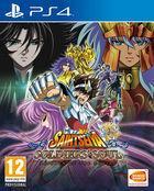 Portada oficial de de Saint Seiya: Soldiers' Soul para PS4