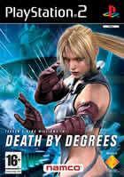 Portada oficial de de Death by Degrees - Tekken: Nina Williams para PS2