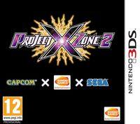 Portada oficial de Project X Zone 2: Brave New World para Nintendo 3DS