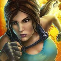 Portada oficial de Lara Croft: Relic Run para Android