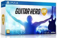 Portada oficial de Guitar Hero Live para PS4