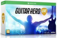Portada oficial de Guitar Hero Live para Xbox One