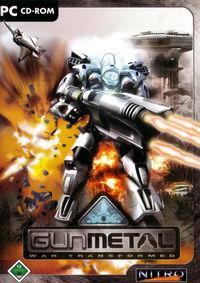 Portada oficial de Gun Metal para PC