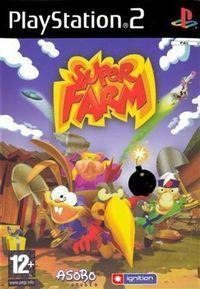 Portada oficial de Super Farm para PS2