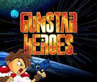 Portada oficial de 3D Gunstar Heroes eShop para Nintendo 3DS