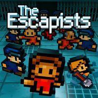 Portada oficial de The Escapists para PS4