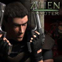 Portada oficial de Alien Shooter para PS4