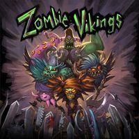 Portada oficial de Zombie Vikings para PS4