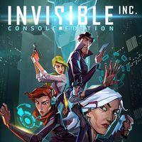Portada oficial de Invisible, Inc. Console Edition para PS4