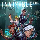 Portada oficial de de Invisible, Inc. Console Edition para PS4
