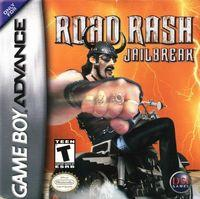 Portada oficial de Road Rash: Jail Break para Game Boy Advance