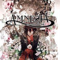 Portada oficial de Amnesia: Memories para PSVITA