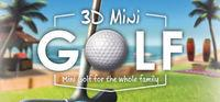 Portada oficial de 3D MiniGolf para PC