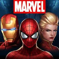 Portada oficial de Marvel Future Fight para iPhone