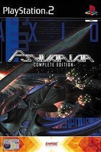 Portada oficial de Psyvariar: Complete Edition para PS2