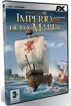 Portada oficial de de Patrician 3: El Imperio de los Mares para PC