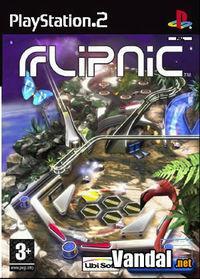 Portada oficial de Flipnic para PS2