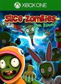 Portada oficial de Slice Zombies para Xbox One
