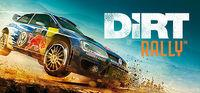 Portada oficial de DiRT Rally para PC