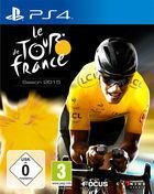 Portada oficial de de Le Tour de France 2015 para PS4