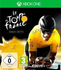 Portada oficial de Le Tour de France 2015 para Xbox One