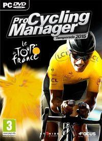 Portada oficial de Pro Cycling Manager 2015 para PC