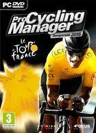 Portada oficial de de Pro Cycling Manager 2015 para PC