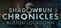 Portada oficial de Shadowrun Chronicles - Boston Lockdown para PC