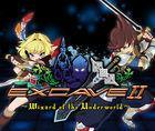 Portada oficial de de Excave II : Wizard of the Underworld eShop para Nintendo 3DS