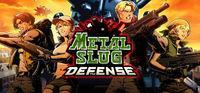 Portada oficial de Metal Slug Defense para PC