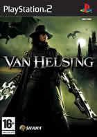 Portada oficial de de Van Helsing para PS2